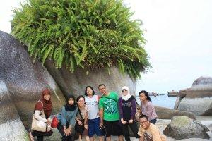 Batu di Tanjung Kelayang
