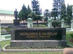 Monumen dan Museum PETA